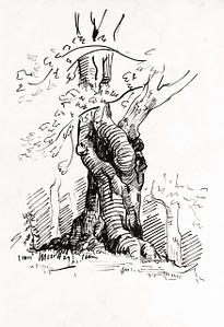 C Reymond : étude d'arbre