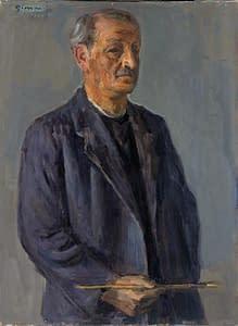 Autoportrait W. Gimmi