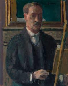 W Gimmi : Autoportrait
