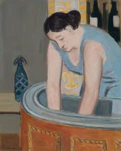 W Gimmi : Femme au zinc II