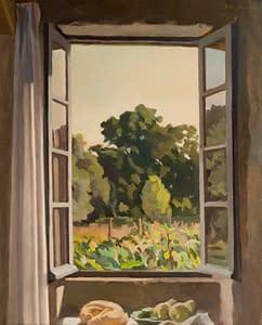 Italo : Fenêtre sur le jardin