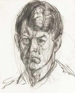 C Reymond : Autoportrait