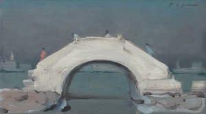Vincent : Pont vénitien