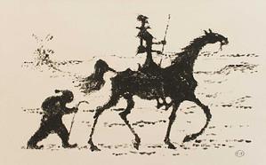 C Reymond : Don Quichotte