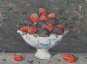 Vincent : Coupe de fruits