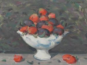Vincent : Coupe de fruits