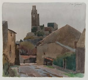 Itzalo : La tour de Chamaret