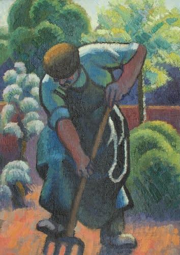 C Reymond : Le jardinier de Bellefontaine HD