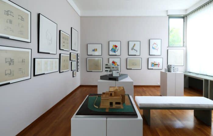 Exposition Habiter la Modernité