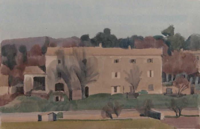 Italo : Une ferme