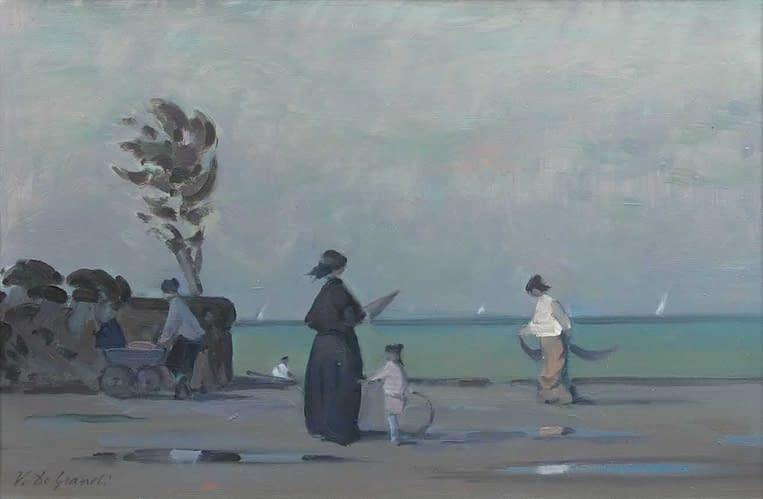Vincent : Les voiles blanches 1980