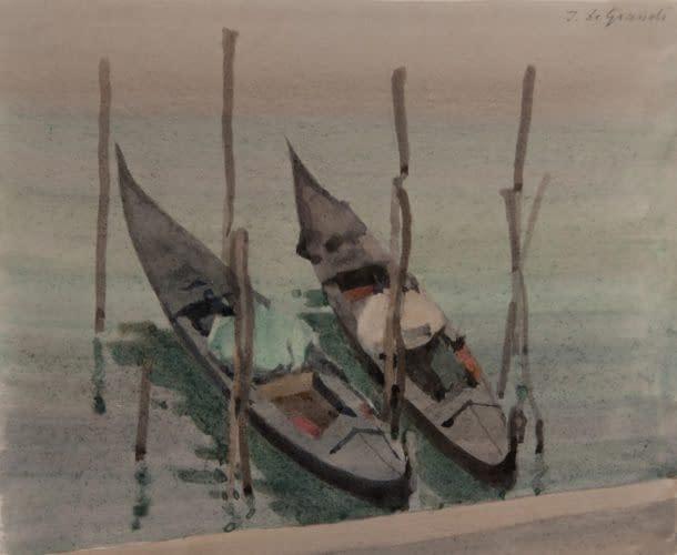 Italo : Gondoles